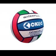 Pallone da pallanuoto ideale per tutti i campionati femminili e under 13 maschile. <br /><br />