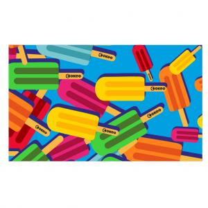 Telo 90 x 150 graphics - Anice