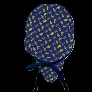 Cuffia bandana in PBT ENDURTECh ideale per le lezioni di Aquafitness.