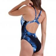 Costume intero da donna per il nuoto e l'aquafitness con