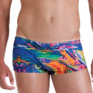 """<p class=""""p1"""">Costume da uomo per il nuoto modello shorty. <p class=""""p2"""">"""