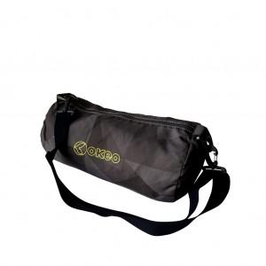 Comoda borsa mini in poliestere con tracolla regolabile e tasche interne