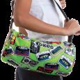 Piccola borsa sportiva per portare con s