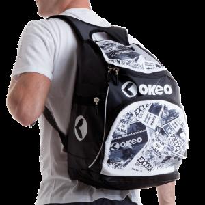 Okeo - Zaino - Racing Twenty Years