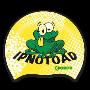 Okeo - Cuffia Silicone Graphics - Ipnotizzato