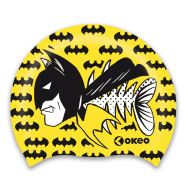 Okeo - Cuffia Silicone Graphics - Bats