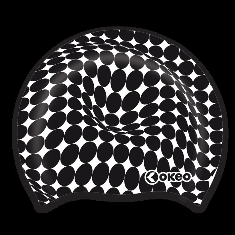 Okeo - Cuffia Silicone Graphics - Optical