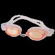 Occhialini da nuoto basici con guarnizione in silicone.