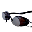 Occhialini specchiati per agonisti senza guarnizione.