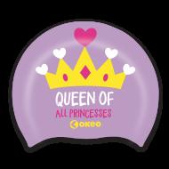 Okeo - Cuffia Silicone Cartoon - Queen