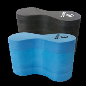 Pull buoy monoblocco in foam tagliato. Ideale per qualsiasi nuotatore e per la scuola nuoto (> 8