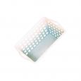 Cesta singola in materiale plastico atossico. Da utilizzare in abbinamento alla portacesta per crear
