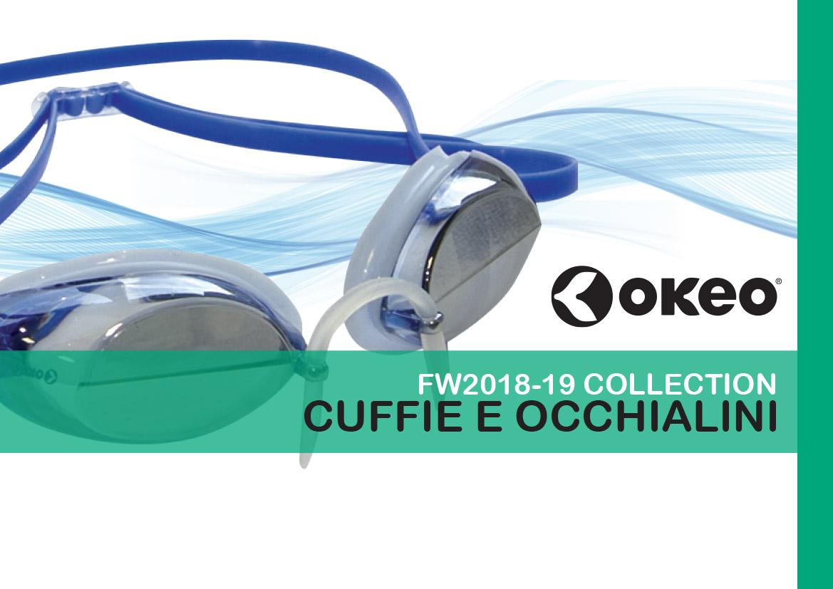 Catalogo Okeo Occhialini Cuffie