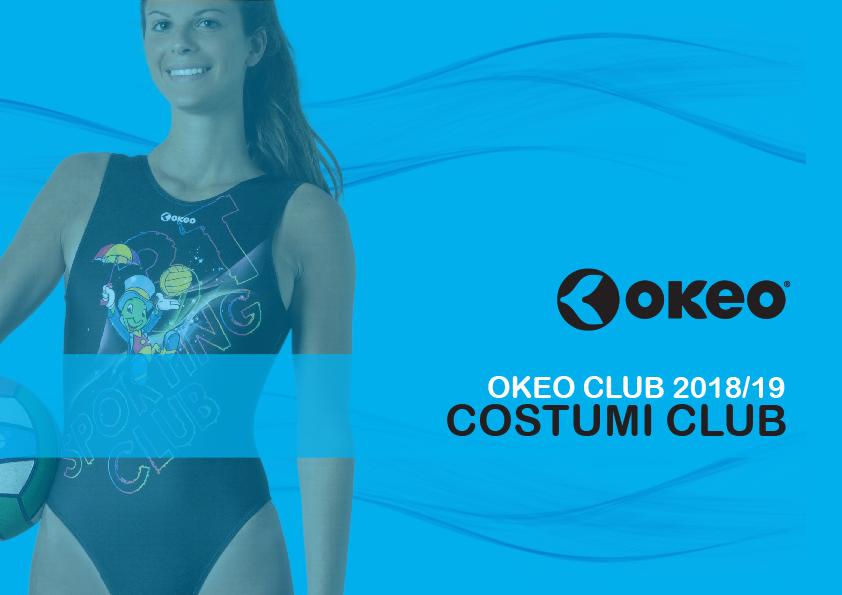 Catalogo Costumi Club Okeo