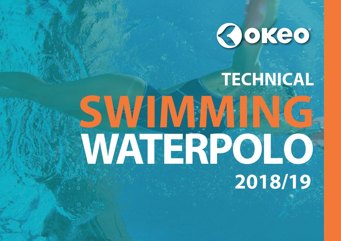 Catalogo Technical Swimming Waterpolo Okeo