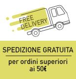 Consegna gratuita!